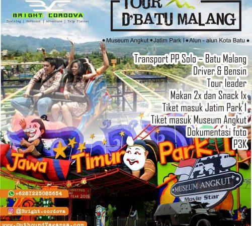 Tour DBatu Malang