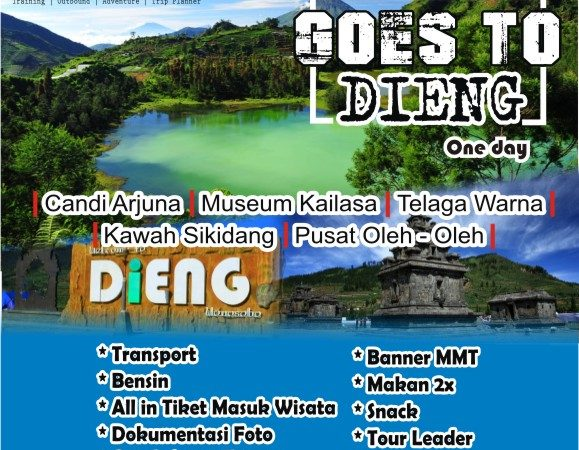 Goes To Dieng – One Day or Two Days One Night