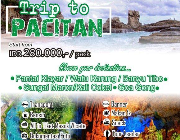Trip To Pacitan