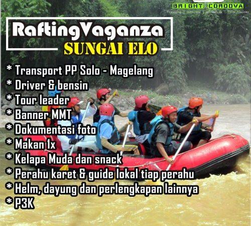 RaftingVaganza Di Sungai Elo