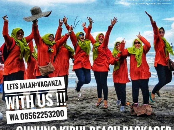 Let's Jalan-Jalan Vaganza, Gunung Kidul Beach Packaged